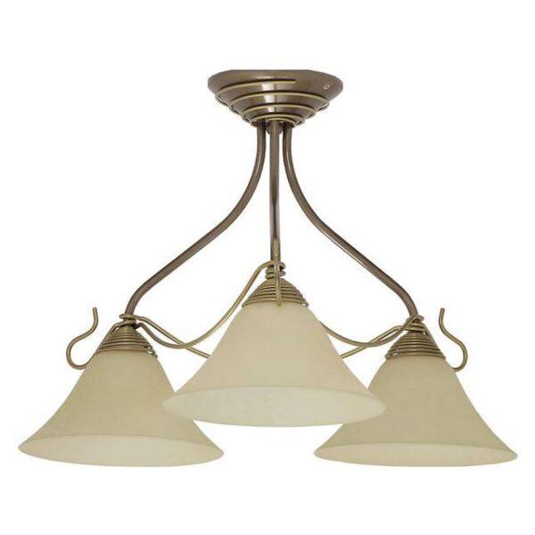 Moderni Luster VICTORIA III gold– rasvjeta modernog dizajna,kvalitetan - online shop - Commodo Home & Living