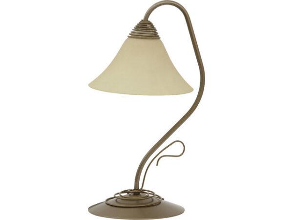 Moderna Stona lampa VICTORIA gold modernog dizajna ,kvalitetna , bež boje - internet prodaja - Commodo Home & Living