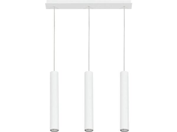 Moderna Visilica - EYE WHITE - modernog dizajna,kvalitetna, bijele boje - online shop - Commodo Home & Living