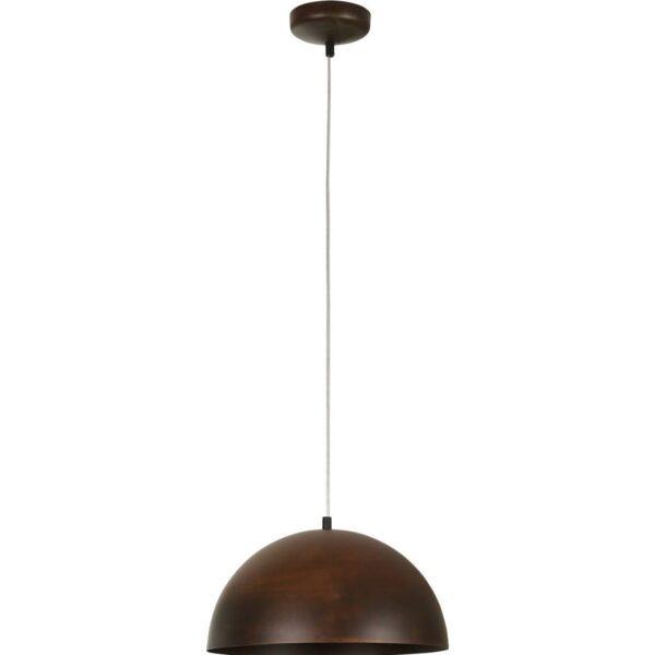 Moderna Visilica HEMISPHERE RUST modernog dizajna,kvalitetna, braon boje - online shop - Commodo Home & Living
