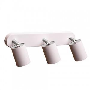 Moderni Zidni spot - EYE SPOT WHITE modernog dizajna,kvalitetan, bijele boje - online shop - Commodo Home & Living
