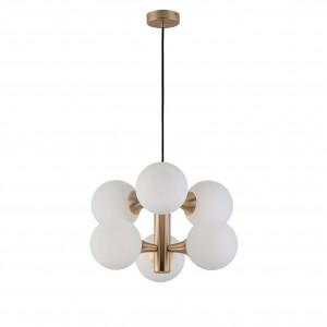 Moderni Luster - GLOBE modernog dizajna,kvalitetan - online shop - Commodo Home & Living