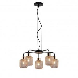 Moderni Luster - LOREN modernog dizajna,kvalitetna - internet prodaja - Commodo Home & Living