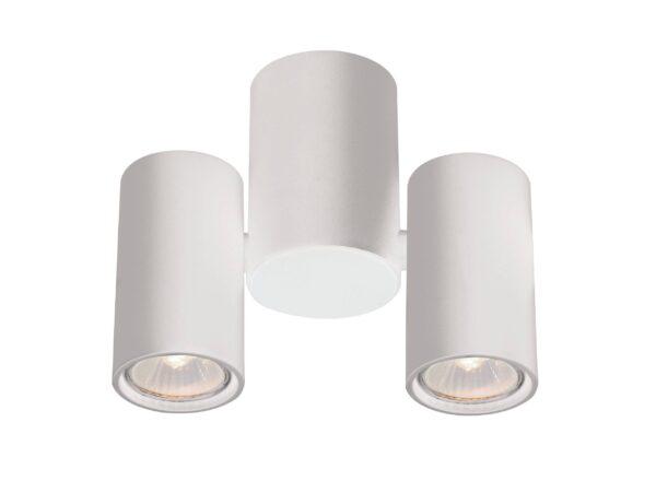 Moderna Plafonska lampa – NOBBY modernog dizajna,kvalitetna , bijele boje - internet prodaja - Commodo Home & Living
