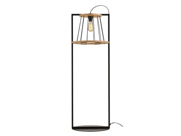 Moderna Podna lampa - FOREST modernog dizajna,kvalitetna ,crne boje - internet prodaja - Commodo Home & Living