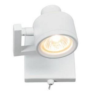 Moderni Spot MAGMA modernog dizajna,kvalitetan , bijele boje - internet prodaja - Commodo Home & Living