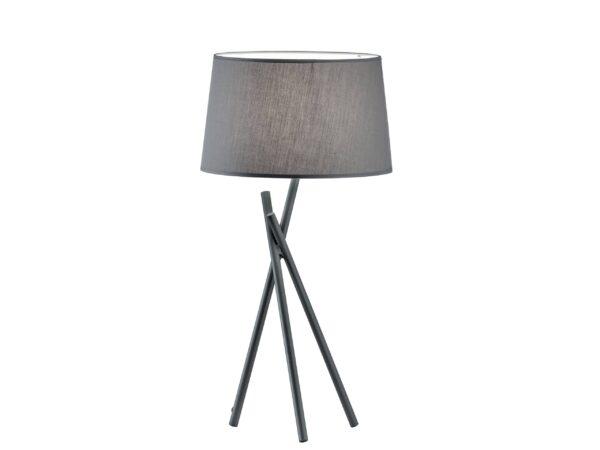 Moderna Stona lampa - MARTHA modernog dizajna,kvalitetna, sive boje - internet prodaja - Commodo Home & Living