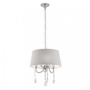 Moderna Visilica - ELLARIA modernog dizajna,kvalitetna, sive boje - internet prodaja - Commodo Home & Living