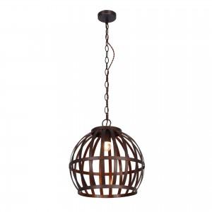 Moderna Visilica - RALPH modernog dizajna,kvalitetna, braon boje - internet prodaja - Commodo Home & Living
