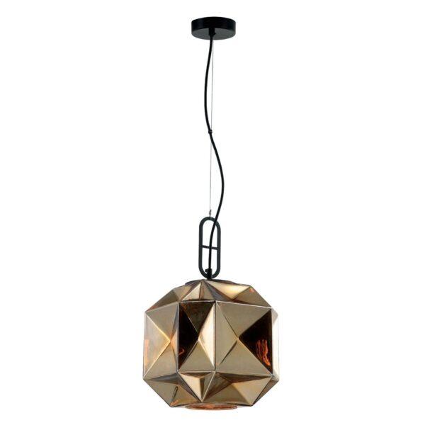 Moderna Visilica - SAMIRA modernog dizajna,kvalitetna, zlatne boje - internet prodaja - Commodo Home & Living