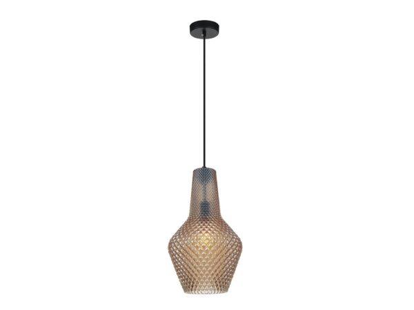 Moderna Visilica – SOLETO -modernog dizajna,kvalitetna, bronzane boje - internet prodaja - Commodo Home & Living