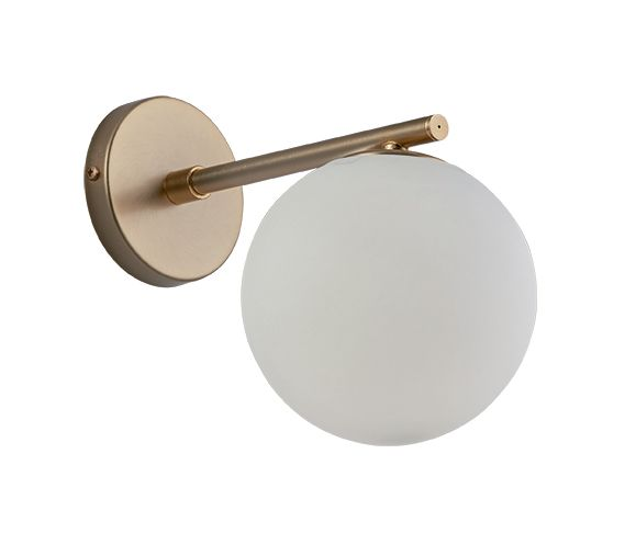 Moderna Zidna lampa – GLOBE modernog dizajna,kvalitetna - online shop - Commodo Home & Living