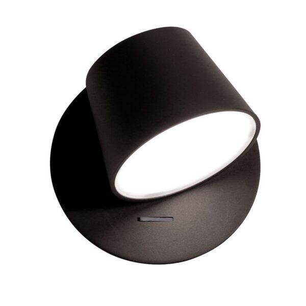 Moderna Zidna lampa - KIM modernog dizajna,kvalitetna , crne boje - internet prodaja - Commodo Home & Living