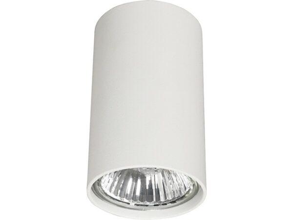 Moderna Plafonska svjetiljka – EYE white modernog dizajna ,kvalitetna , bijele boje - internet prodaja - Commodo Home & Living