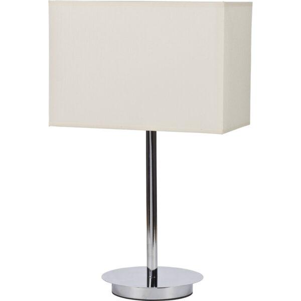 Moderna Stona lampa – HOTEL I – modernog dizajna ,kvalitetna , bijele boje - internet prodaja - Commodo Home & Living