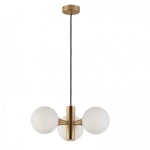 Moderni Luster Ferrero III modernog dizajna , kvalitetan bijele boje - online shop - Commodo Home & Living