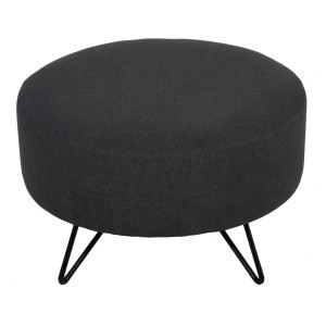 "Moderni Pouf Tabure ""Sven"" Grand modèle modernog dizajna, udoban , crne boje - online shop - Commodo Home & Living"