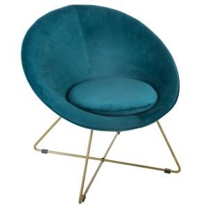 Moderna Fotelja Evan modernog dizajna , udobran ,crne boje - internet prodaja - Commodo Home & Living