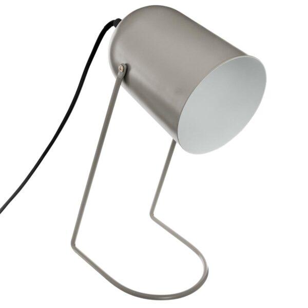 Moderna Stona lampa Dolli unikatnog dizajna , sive boje - Internet prodaja - Commodo Home & Living