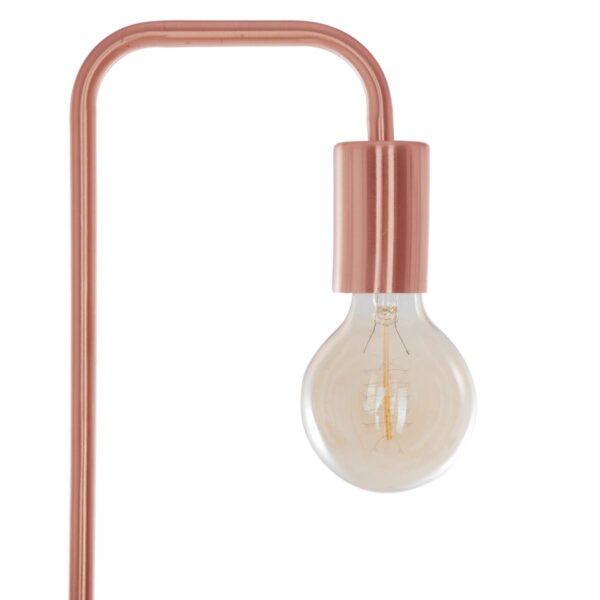 """Moderna Podna lampa """"Keli"""" H150 unikatnog dizajna , bijele boje - Internet prodaja - Commodo Home & Living"""
