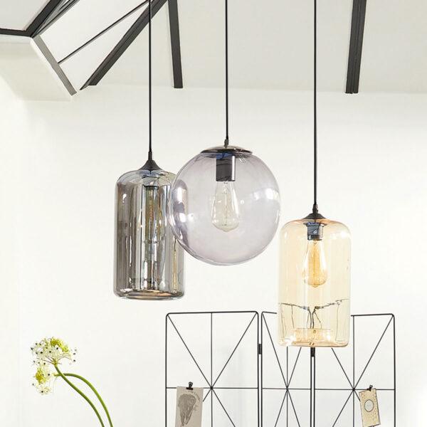 "Moderni Luster ""Archi"" D25 unikatnog dizajna - Internet prodaja - Commodo Home & Living"