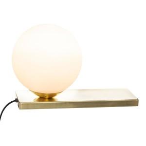 "Moderna Stona lampa ""Dris"" D15 unikatnog dizajna , zlatne boje - Internet prodaja - Commodo Home & Living"