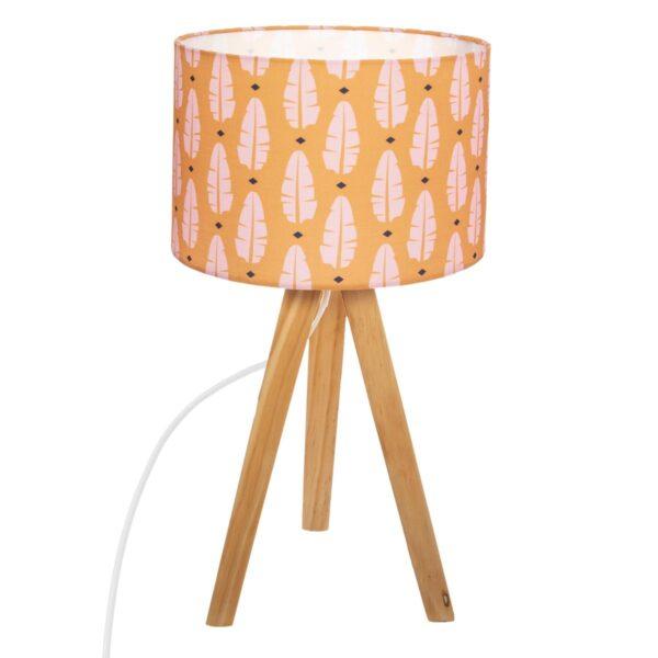 Moderna Stona Lampa Elne unikatnog dizajna , žute boje - Internet prodaja - Commodo Home & Living