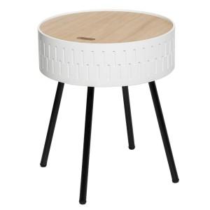 Moderni Klub Sto Shiro neobičnog dizajna, kvalitetan, bijele boje - internet prodaja - Commodo Home & Living