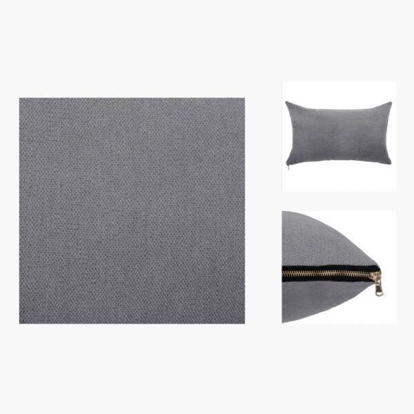 Moderni Jastuk 40x40 - 156128B Aksesoari , udoban i mekan , sive boje - online shop - Commodo Home & Living