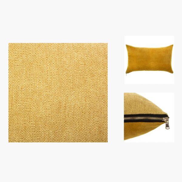 Moderni Jastuk 40x40 - 156128R Aksesoari , udoban i mekan , žute boje - online shop - Commodo Home & Living