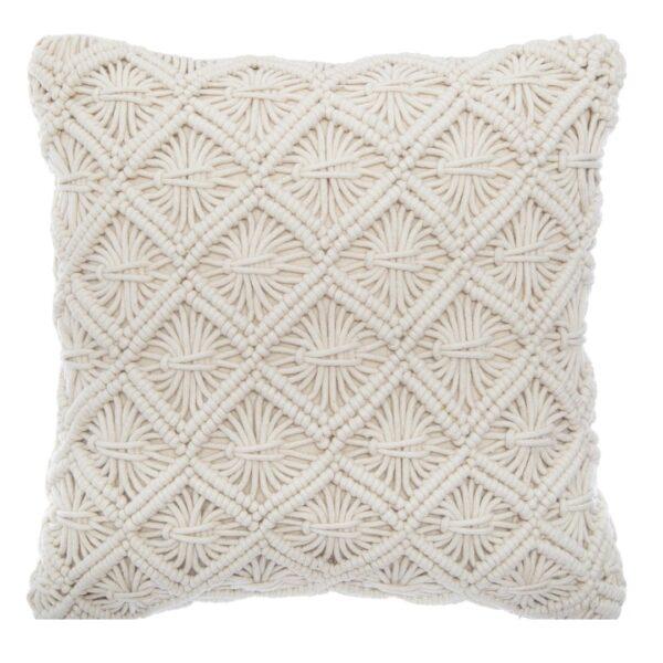 Moderni Jastuk 40x40 - 163957 Aksesoari , udoban i mekan , bijele boje - online shop - Commodo Home & Living