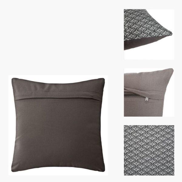 Moderni Jastuk 40x40 - 163958L Aksesoari , udoban i mekan , braon boje - online shop - Commodo Home & Living