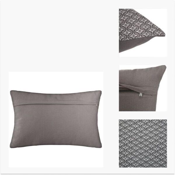 Moderni Jastuk 40x40 - 163959L Aksesoari , udoban i mekan , braon boje - online shop - Commodo Home & Living