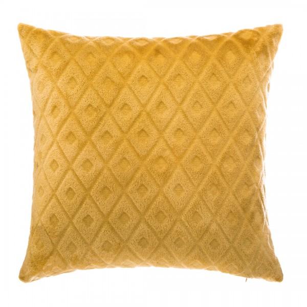 Moderni Jastuk 40x40 - 164043R Aksesoari , udoban i mekan , žute boje - online shop - Commodo Home & Living