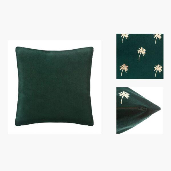 Moderni Jastuk 40x40 - 164098H Aksesoari , udoban i mekan , zelene boje - online shop - Commodo Home & Living