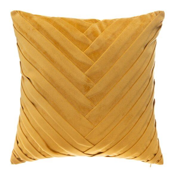 Moderni Jastuk 40x40 - 164108R Aksesoari , udoban i mekan , žute boje - online shop - Commodo Home & Living