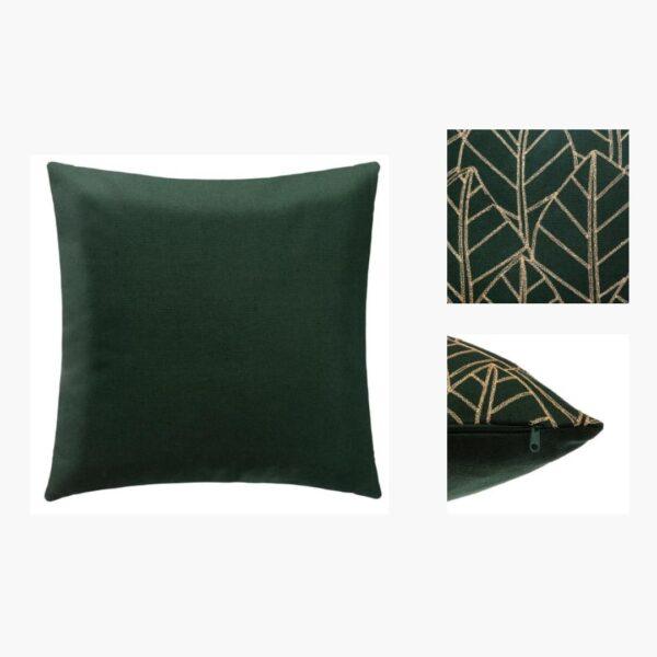 Moderni Jastuk 40x40 - 168806A Aksesoari , udoban i mekan , zelene boje - online shop - Commodo Home & Living