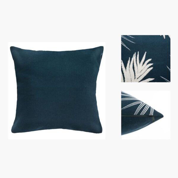 Moderni Jastuk 40x40 - 168808A Aksesoari , udoban i mekan , plave boje - online shop - Commodo Home & Living