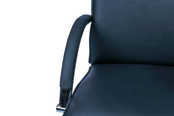 Moderna Radna Fotelja Croma klsična,kvalitetna i udobna,crne boje - online shop - Commodo Home & Living