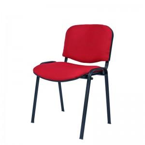 Moderna Kongres stolica Iso udobna i jednostavna,crvene boje - internet prodaja - Commodo Home & Living
