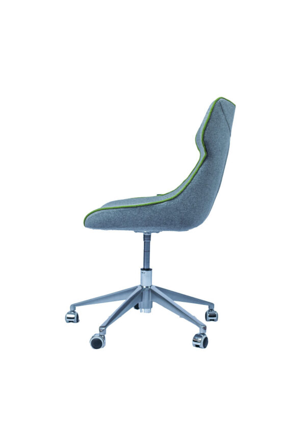 Moderna Radna Stolica Nell neobična i izuzetne udobnosti,sive boje - internet prodaja - Commodo Home & Living
