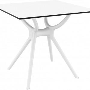 Moderni Sto Air neobičnog dizajna,kvalitetan , bijele boje - online shop - Commodo Home & Living