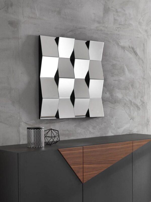 Moderno Ogledalo Aloha Aksesoari neobičnog dizajna, kvalitetno - internet prodaja - Commodo Home & Living