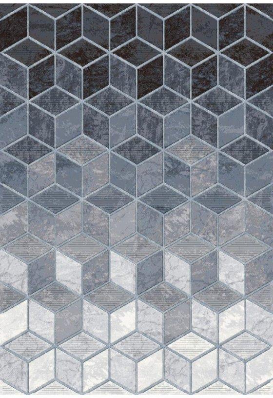 Moderni Tepih Argentum modernog dizajna i čudesnih boja sa geometrijskim motivima - online shop - Commodo Home & Living
