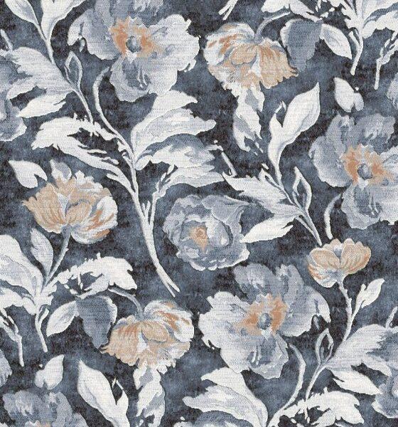 Moderni Tepih Argentum modernog dizajna i čudesnih boja sa cvijetnim motivima - online shop - Commodo Home & Living