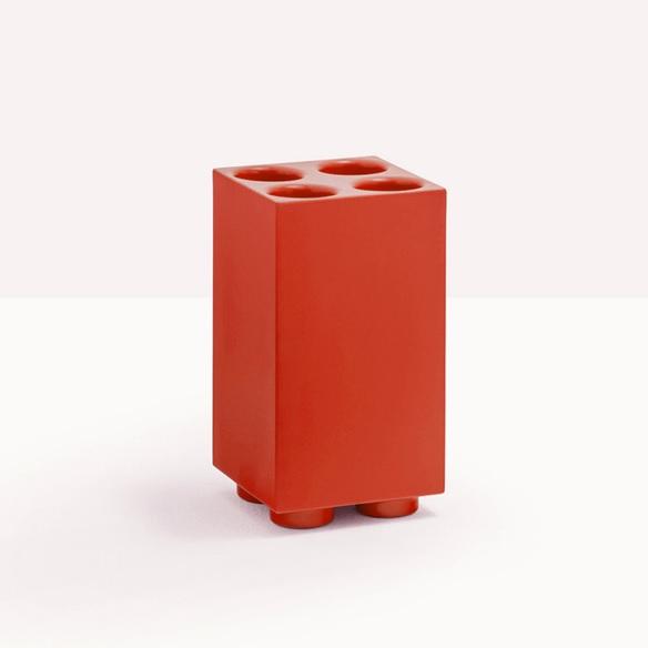 Moderni Držač za kišobrane Aksesoari modernog dizajna, crvene boje - internet prodaja - Commodo Home & LIving