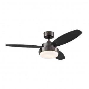Moderni Luster Ventilator Alloy modernog dizajna , kvalitetan crne boje - online shop - Commodo Home & Living