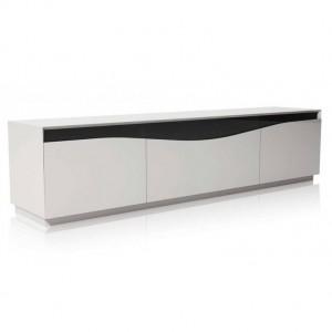 Camilo-tv-komoda klasičnog dizajna, kvalitetna , bijele boje - internet prodaja - Commodo Home & Living