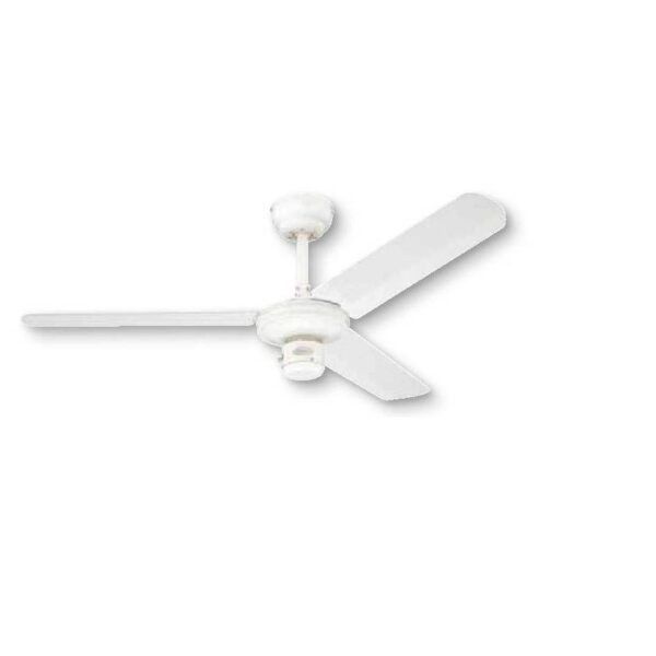 Moderni Luster Ventilator Industrial modernog dizajna , kvalitetan srebrne boje - online shop - Commodo Home & Living