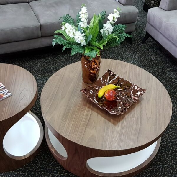 Moderni Klub Sto Poggio Veliki neobičnog dizajna, kvalitetan - internet prodaja - Commodo Home & Living